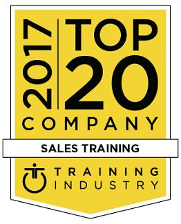 Mercuri International awarded Top 20 Sales Training Company 2017 Globally