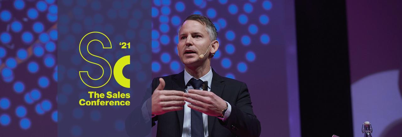 Henrik Larsson-Broman The Sales Conference
